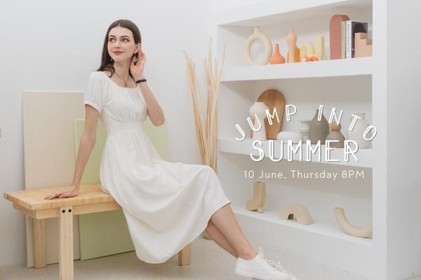 June II - Jump into Summer