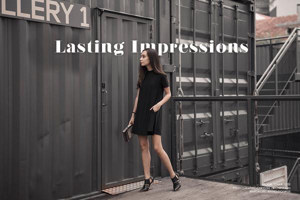 December III - Lasting Impressions