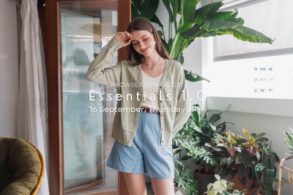 September I - Essentials 1.0