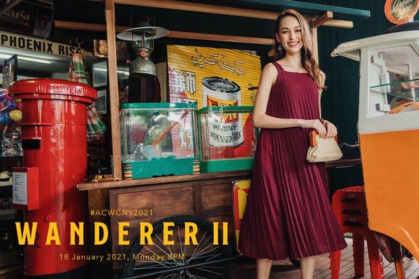 CNY VI - Wanderer II