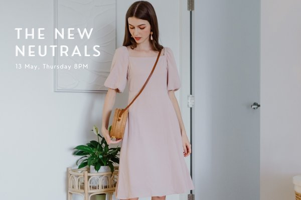 May II - The New Neutrals