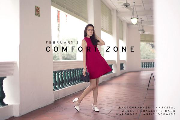 FEBRUARY I - Comfort Zone
