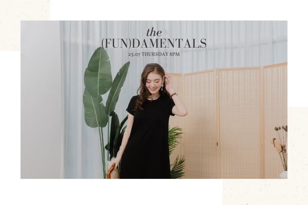 July IV - The (FUN)DAMENTALS