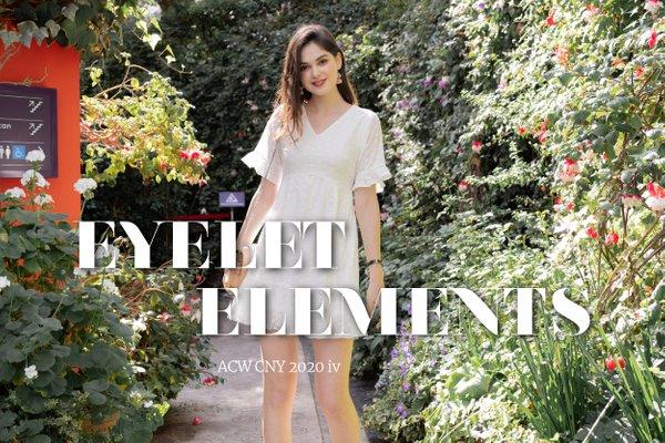 CNY IV - EYELET ELEMENTS