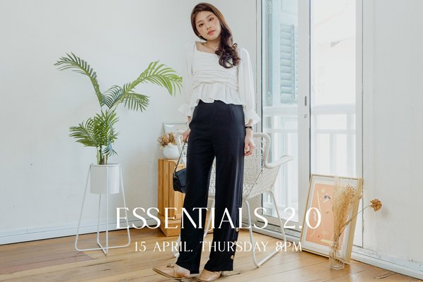 April II - Essentials 2.0