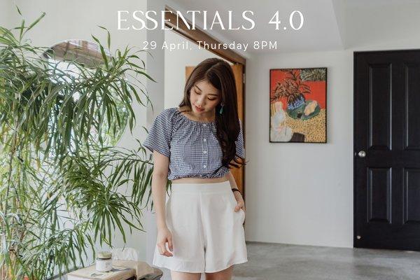 April IV - Essentials 4.0