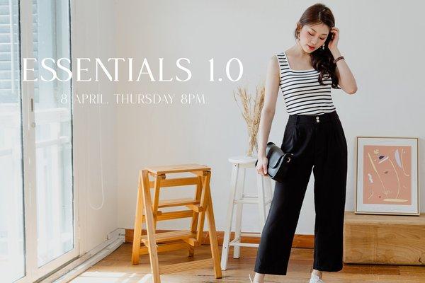 April I - Essentials 1.0