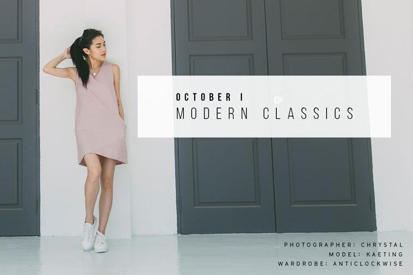 OCTOBER I - MODERN CLASSICS