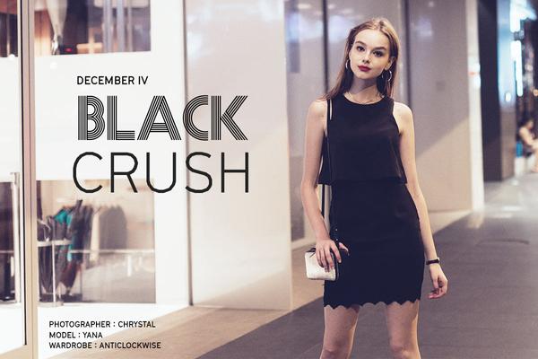 DECEMBER III - BLACK CRUSH