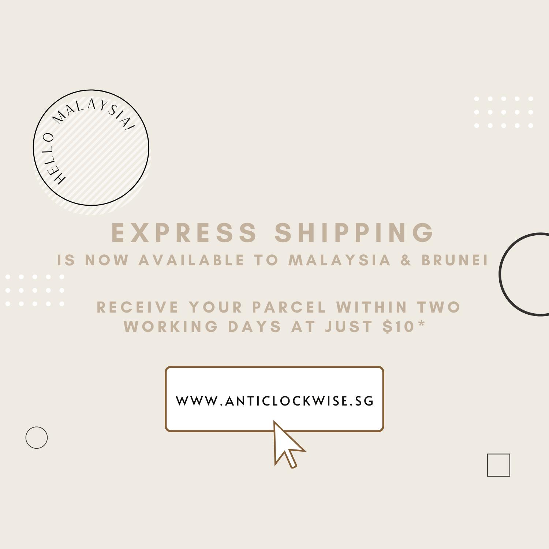EXPRESS SHIPPING MALAYSIA