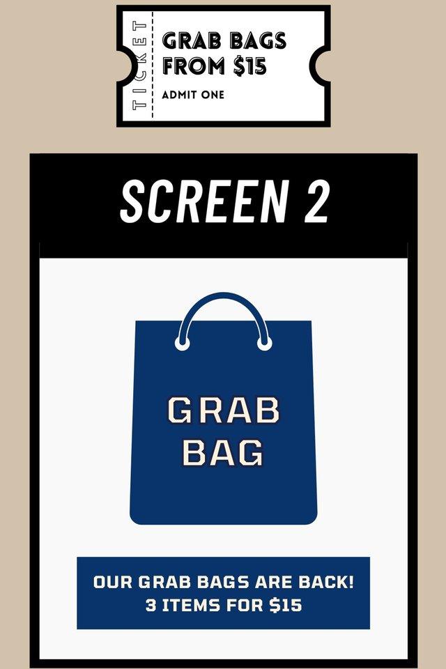 ACW 7th Anniversary Grab Bag - Three Piece Grab Bag